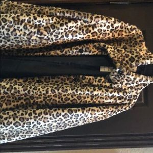Leopard Gap Coat